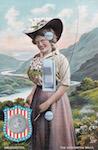 Women of Washington Postcard