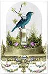 Bird in Cloche