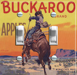 Buckaroo Brand Apples