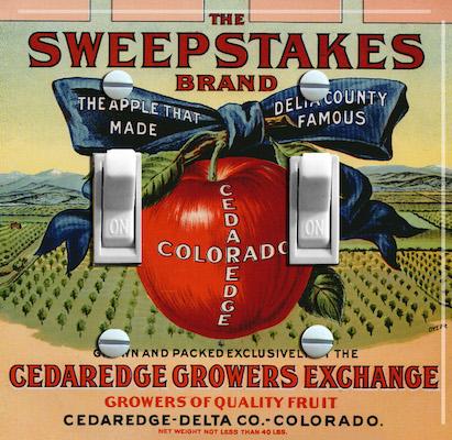 Cedaredge Apples - Delta Colorado