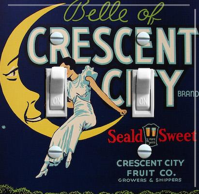 Crescent City  Fruit Co.