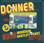 Donner Brand Mountain Bartlett Pears