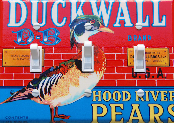 Duckwall Brand - Hood River Pears