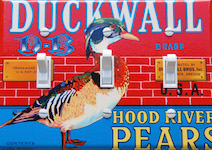 Duckwall Brand - Hood River Pears