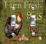 Farm Fresh Eggs - Green