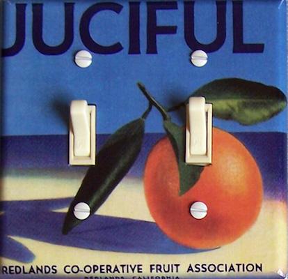 Juciful  Redlands Co-Operative Fruit Assoc.