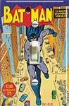 Netherlands Batman Comic Book Cover
