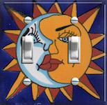 Sun & Moon Face