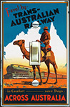 Travel by Trans Australia Railway
