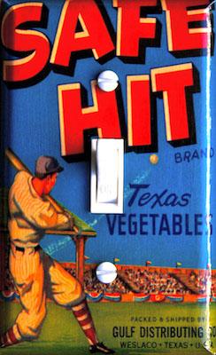 Safe Hit Texas Vegetable